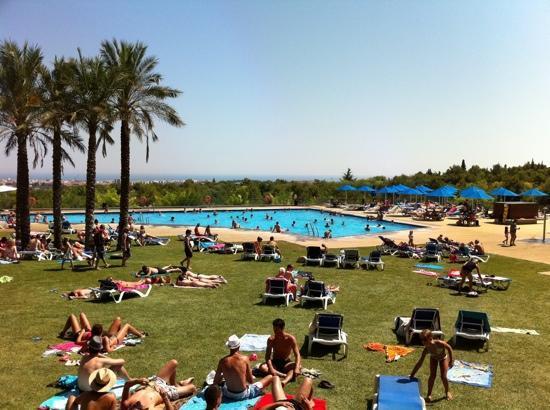 Vilanova Park: piscine numero 2 du centre du camping