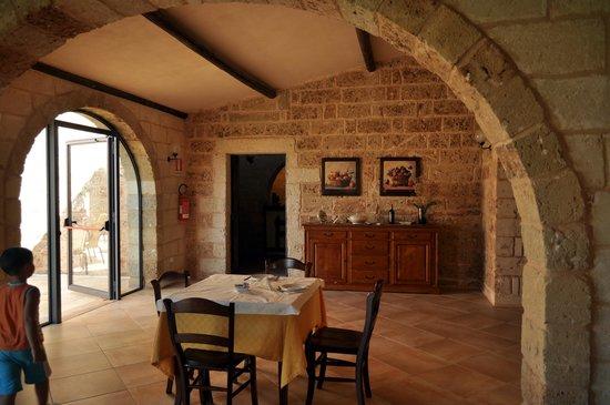 Sternatia, Italy: salone ristorante