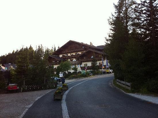 Hotel Lärchenhof: Katschberg