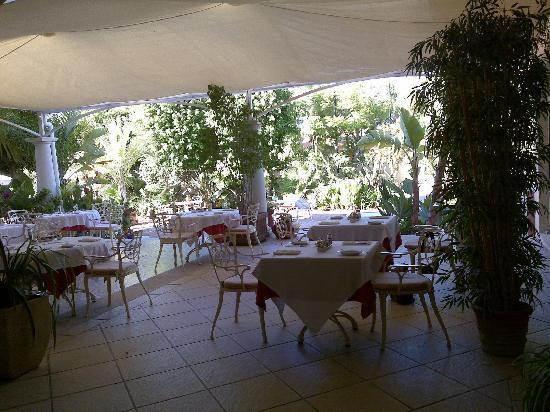 Quinta Jacintina Hotel: Breakfast place II
