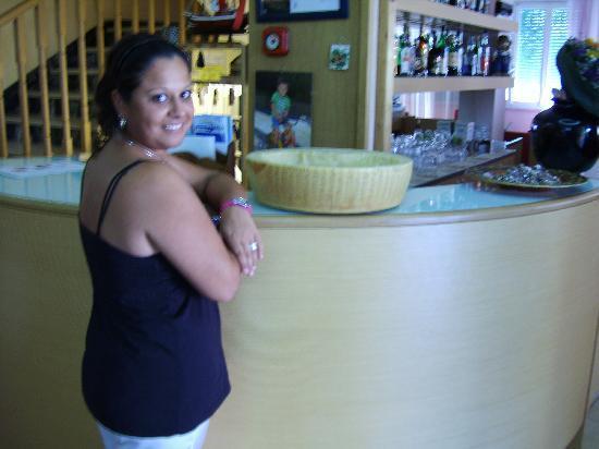 Hotel Vallechiara: Il parmigiamo