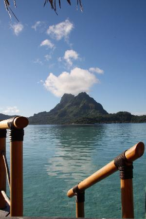 Bora Bora Pearl Beach Resort & Spa: paradise