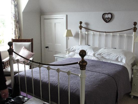 An Grianan: la camera da letto