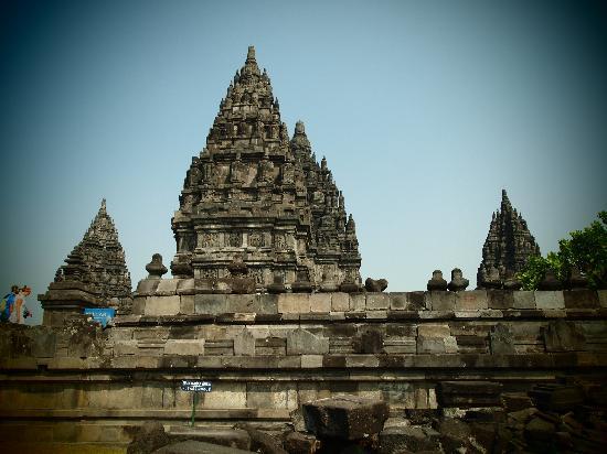 วัดพรัมบานัน: view