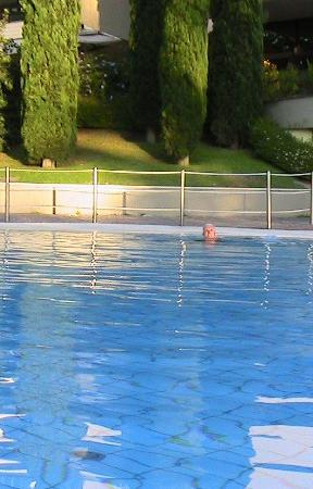 ‪‪NH Roma Villa Carpegna‬: pool‬