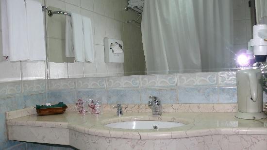 Asal Hotel Ankara: Salle de Bain