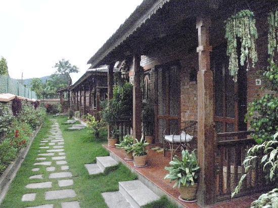 Vardan Resort n' Apartment: the accommodations