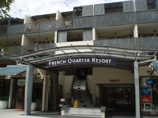 法國區休閒酒店照片