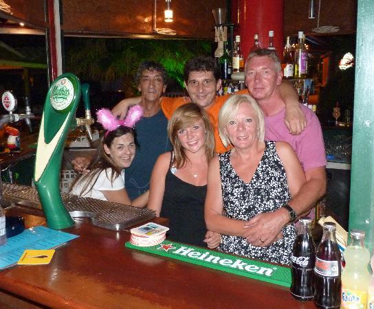 Remezzo Beach Bar: The Best Beach Bar in Argassi