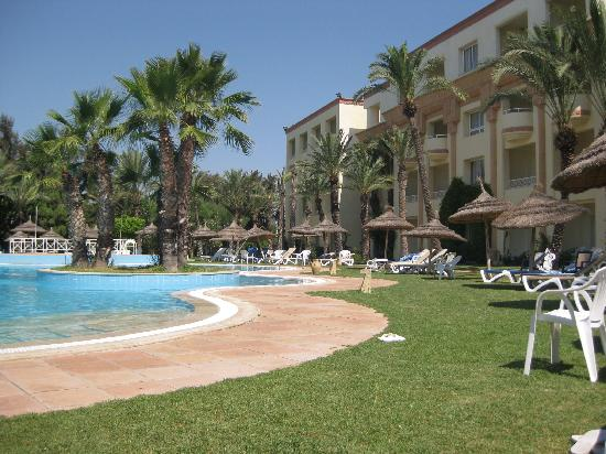 Marina Palace: Pool