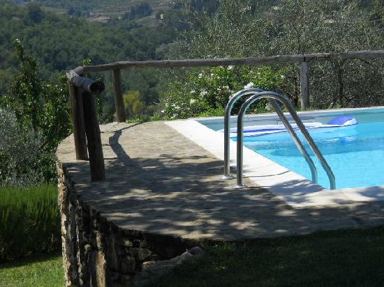 Podere Campriano: Swimming Pool