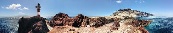Punta de Teno : panorama