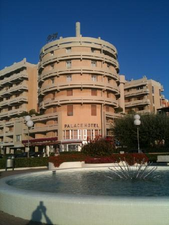 Hotel Palace: architettura particolare