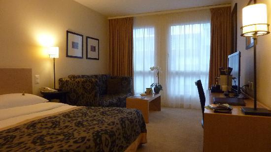 Hotel Jade - Manotel Geneva: chambre executive 527