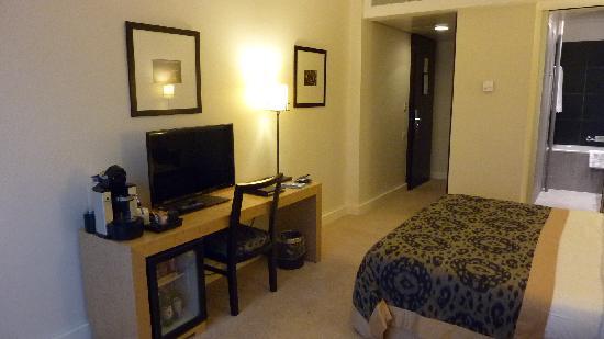 Hotel Jade - Manotel Geneva: chambre 527
