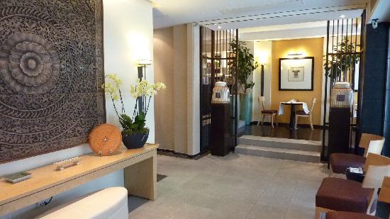 Hotel Jade - Manotel Geneva: lobby
