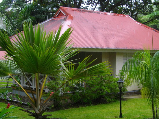Sarramea New Caledonia  City new picture : Sarramea, New Caledonia: Bungalow