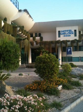 Hotel Deloix Aqua Center: exterior shot