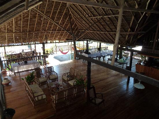 Yakuruna Guest House: Un grand espace ouvert