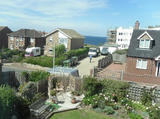 Knollside Lodge Sheringham: Room with a view. Just a short stroll to the seafront