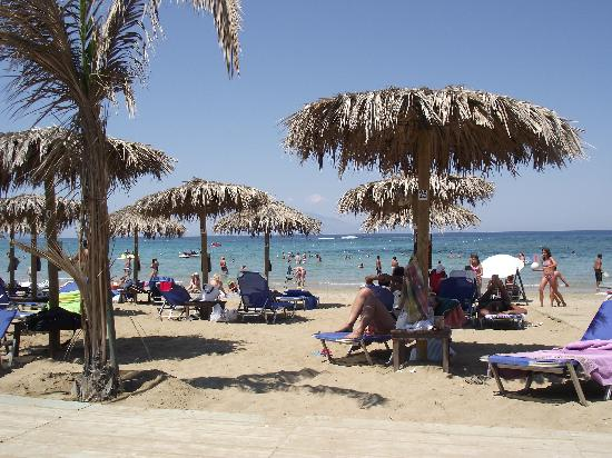 Zante Star: THE BEACH 10 MINS AWAY