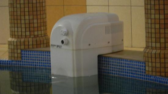 Hotel-M: wellness machine :)