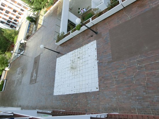 Hotel Beli Kamik: roof