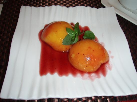Via Veneto: Dessert