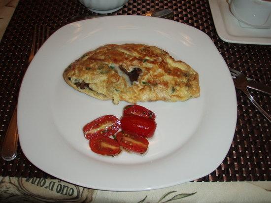 Via Veneto: Assiette chaude