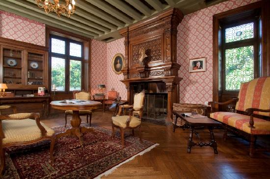 Le Manoir Saint Thomas: Salon