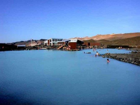 Lake Myvatn, Island: Jardbodin