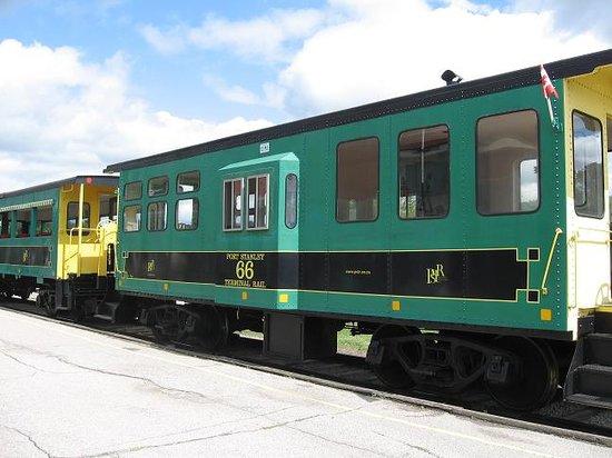 Port Stanley Terminal Rail