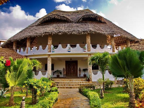 Jambo House Resort: esterno