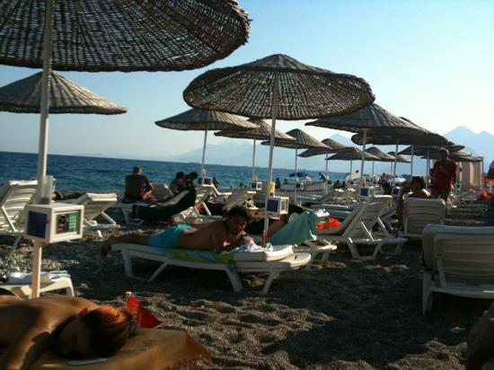 Konyaalti Beach: eleven