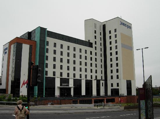 Jurys inn hotel derby picture of jurys inn derby derby for Derby hotels