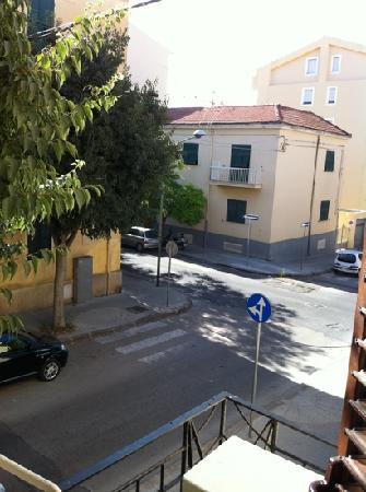 Il Giardinetto: small balcony