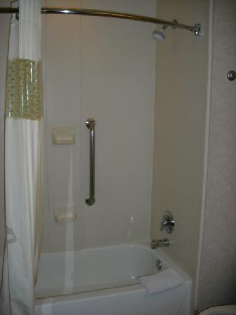 Hampton Inn Plymouth Meeting: Shower
