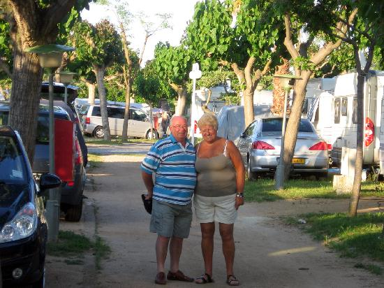 Camping & Resort Sanguli Salou : Old soldiers never die