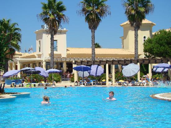 Adriana Beach Club Hotel Resort: Adriana Pool - Lovely but cold