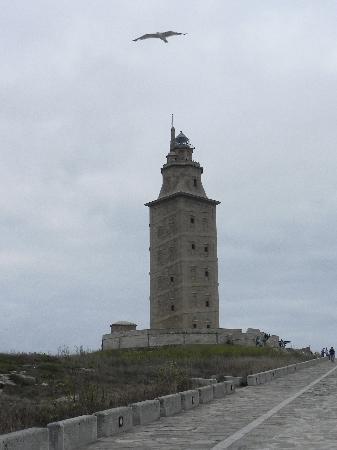 Tower of Hercules (Torre de Hercules) : Torre di Ercole