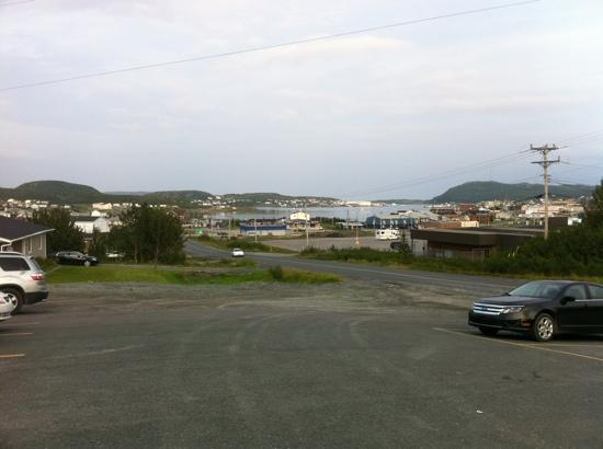 Haven Inn: view from hotel