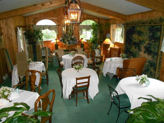 Wickwood Inn : Dining room