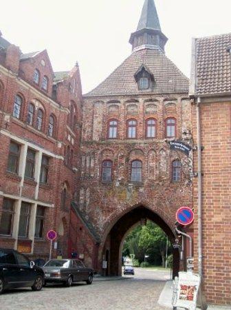 Kütertor: Turm und Torschließerhaus