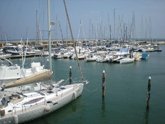 Porto Turistico Marina di Cattolica: Darsena esterna