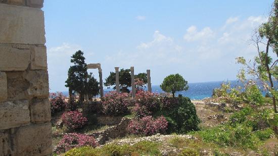 Burg Gibelet: von der Festung