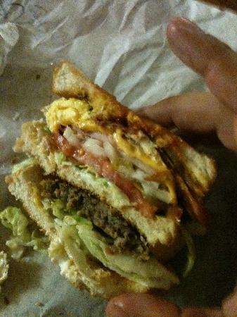 Beatty Street Grocery: Super Beatty Breakfast Sandwich