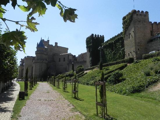Castillo de olite picture of olite navarra tripadvisor for Oficina turismo olite