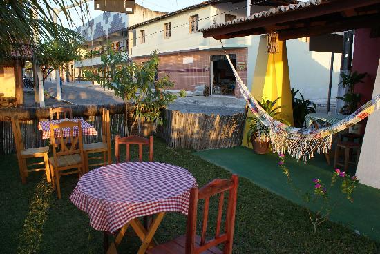 La Terrasse Avec Hamac Picture Of Praiazinha Amontada Tripadvisor