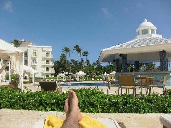 Iberostar Grand Hotel Bavaro: Pool bar