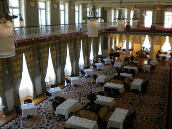 Vidago Palace Hotel: Restaurante